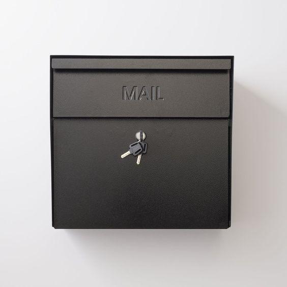 Pašto dėžutės namams